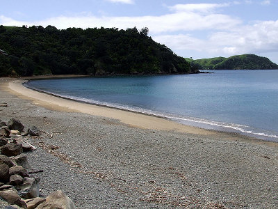 Beach Bay of Islands